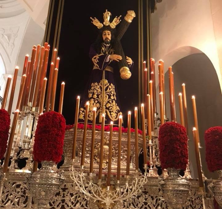 Prosiguen los actos del Solemne Quinario en honor de Nuestro Padre Jesús Nazareno