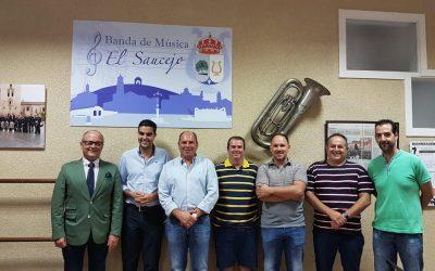 La banda de música de El Saucejo acompañará a Nuestra Señora de la Esperanza el próximo Viernes Santo