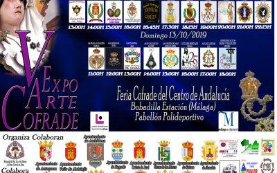 Volvemos a la Expo Cofrade de Bobadilla Estación el próximo mes de octubre